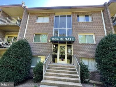 1604 Renate Drive UNIT 203, Woodbridge, VA 22192 - #: VAPW2003754