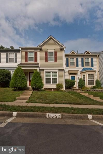 11552 Bertram Street, Woodbridge, VA 22192 - #: VAPW2004152