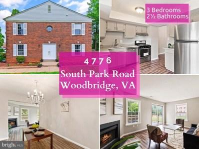 4776 S Park Court, Woodbridge, VA 22193 - #: VAPW2008652