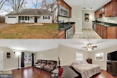 14803 Arkansas Street, Woodbridge, VA 22191 - MLS#: VAPW321126