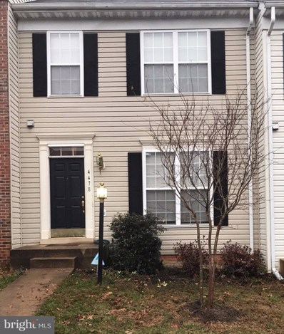 4478 Torrence Place, Woodbridge, VA 22193 - MLS#: VAPW321520