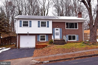 14758 Dyer Drive, Woodbridge, VA 22193 - MLS#: VAPW322864