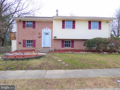 12800 Greenhall Drive, Woodbridge, VA 22192 - MLS#: VAPW432778