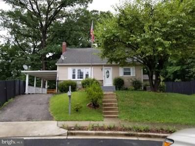 1701 Varsity Drive, Woodbridge, VA 22191 - #: VAPW433852