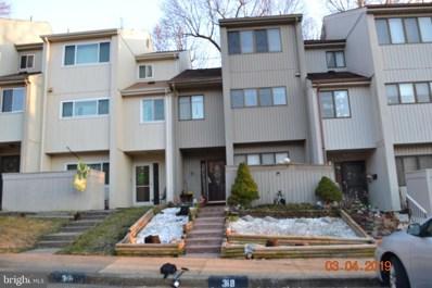 1809 Old Post Terrace, Woodbridge, VA 22191 - #: VAPW434110