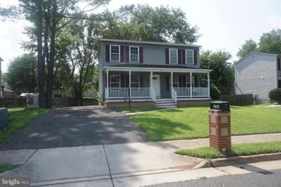 5633 Roundtree Drive, Woodbridge, VA 22193 - MLS#: VAPW434156