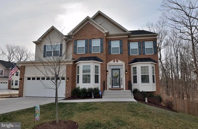 3805 Clarke Farm Place, Woodbridge, VA 22192 - #: VAPW435252
