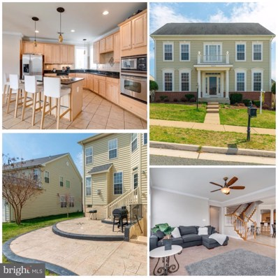 16439 Regatta Lane, Woodbridge, VA 22191 - #: VAPW435934