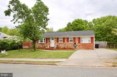 14525 Fullerton Road, Woodbridge, VA 22193 - #: VAPW465742