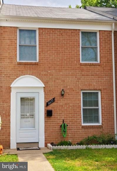 16637 Galt Court, Woodbridge, VA 22191 - #: VAPW465960