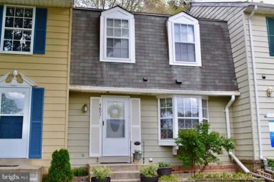 4603 Woodway Place, Woodbridge, VA 22193 - #: VAPW466456