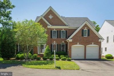 4524 Mosser Mill Court, Woodbridge, VA 22192 - #: VAPW468534