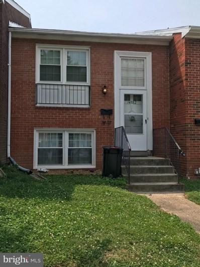 14782 Barksdale Street, Woodbridge, VA 22193 - #: VAPW469444