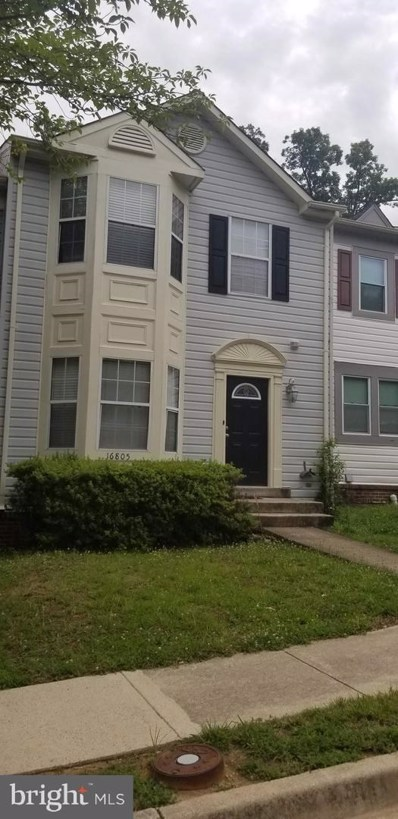16805 Capon Tree Lane, Woodbridge, VA 22191 - #: VAPW471992
