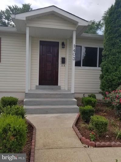 1403 Maryland Avenue, Woodbridge, VA 22191 - #: VAPW473270
