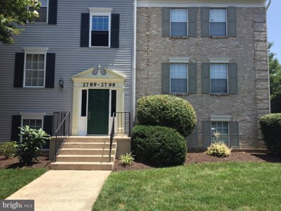 2799 Bordeaux Place UNIT 24B18, Woodbridge, VA 22192 - #: VAPW473314