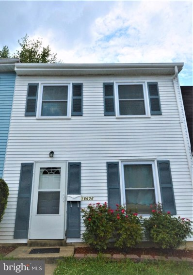 16608 Sutton Place, Woodbridge, VA 22191 - #: VAPW474046