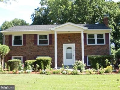 4901 Longhorn Drive, Woodbridge, VA 22193 - #: VAPW476446
