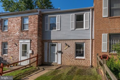 16610 Galt Court, Woodbridge, VA 22191 - MLS#: VAPW476462
