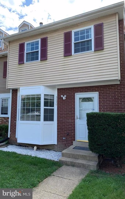 3539 Cranmer Mews, Woodbridge, VA 22193 - MLS#: VAPW476764