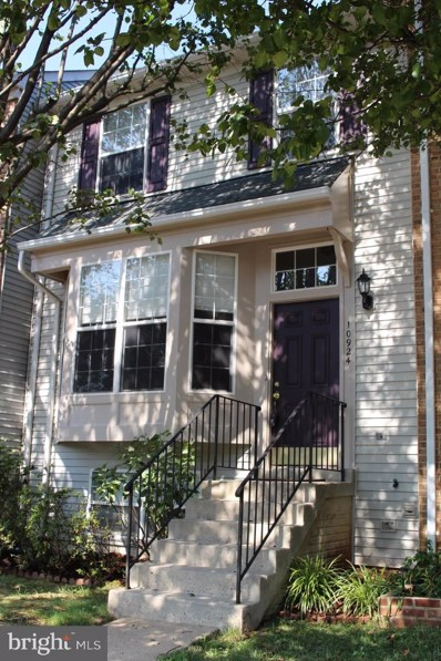 10924 Pope Street, Manassas, VA 20109 - MLS#: VAPW477374