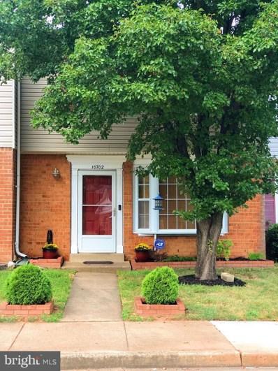 10702 Meadow Grove Court, Manassas, VA 20109 - #: VAPW477756