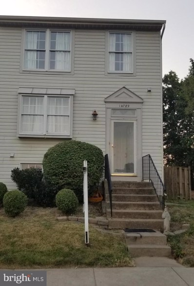 14789 Winding Loop, Woodbridge, VA 22191 - #: VAPW478724