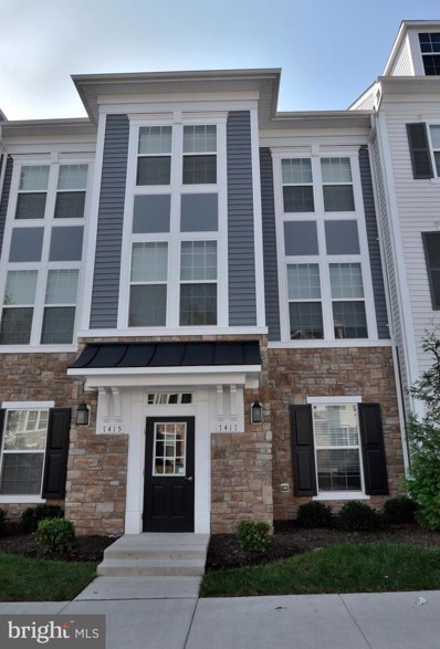 7417 Riding Meadow Way UNIT 47, Manassas, VA 20111 - #: VAPW480264