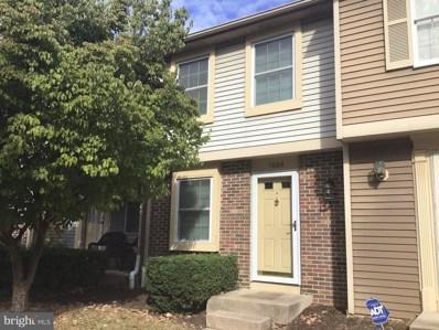 1668 Devil Lane UNIT 9, Woodbridge, VA 22192 - #: VAPW481006
