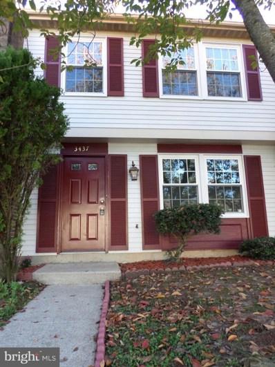 3437 Brookville Lane, Woodbridge, VA 22192 - #: VAPW481708