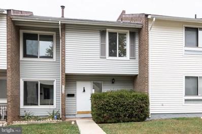 7538 Purdue Court UNIT 38, Manassas, VA 20109 - #: VAPW482738