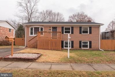 14812 Elmwood Drive, Woodbridge, VA 22193 - #: VAPW483658