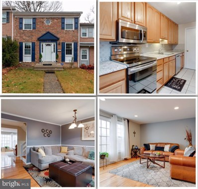 1214 Fox Run Place, Woodbridge, VA 22191 - #: VAPW483670