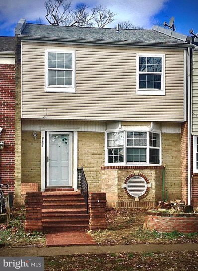 10262 Cub Run Court, Manassas, VA 20109 - #: VAPW484852