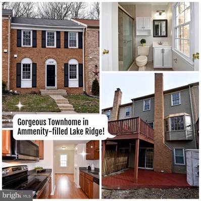 11238 Edgemoor Court, Woodbridge, VA 22192 - MLS#: VAPW486174