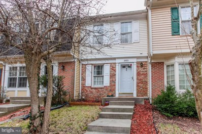 3955 Conquest Court, Woodbridge, VA 22192 - #: VAPW486472