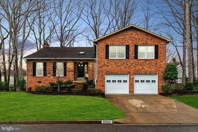 15502 Laurel Ridge Road, Dumfries, VA 22025 - #: VAPW487010