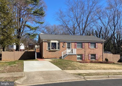 14755 Dyer Drive, Woodbridge, VA 22193 - MLS#: VAPW487186
