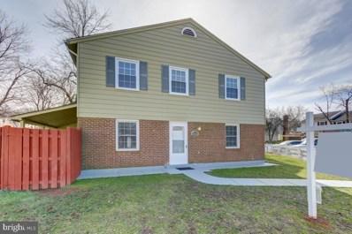 7601 Somerset Lane, Manassas, VA 20111 - #: VAPW487972