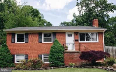 14801 Dodson Drive, Woodbridge, VA 22193 - #: VAPW489384