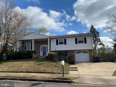 4714 Kirkdale Drive, Woodbridge, VA 22193 - #: VAPW491322