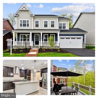 17966 Woods View Drive, Dumfries, VA 22026 - MLS#: VAPW493960