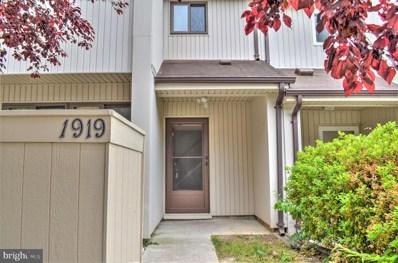 1919 Old Post Terrace, Woodbridge, VA 22191 - MLS#: VAPW495290