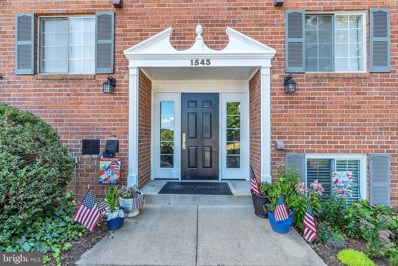 1543 Colonial Drive UNIT T2, Woodbridge, VA 22192 - #: VAPW499458