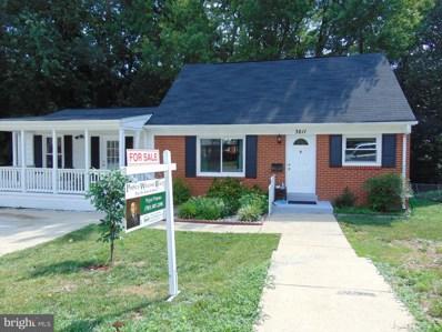 3611 Freemont Place, Woodbridge, VA 22193 - MLS#: VAPW499638