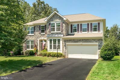 5901 Hunter Crest Road, Woodbridge, VA 22193 - #: VAPW502234