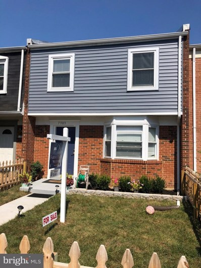 7903 Meadow Court, Manassas, VA 20109 - #: VAPW504060