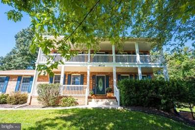 6730 Bessie Watson Lane, Manassas, VA 20112 - #: VAPW505184