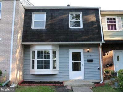 1343 Redbud Court, Woodbridge, VA 22191 - #: VAPW505208