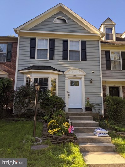 3965 Conquest Court, Woodbridge, VA 22192 - MLS#: VAPW505326